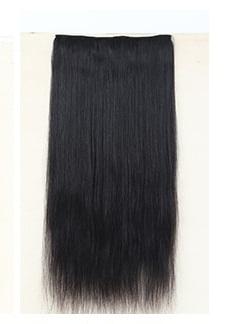 Tóc kẹp bằng tóc thật cả đầu – Cho bạn gái tự tin hơn